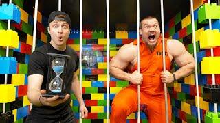 1 Hour To Escape A Lego Prison Cell