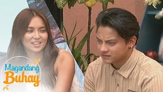 Magandang Buhay: Kathryn answers