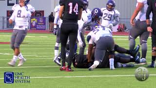 Lubbock-Cooper vs. Clovis Football Highlights