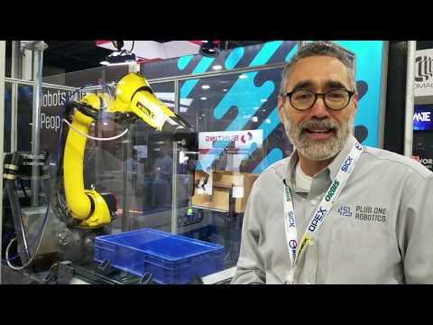 Plus One Robotics names Crystal Parrott VP of engineering