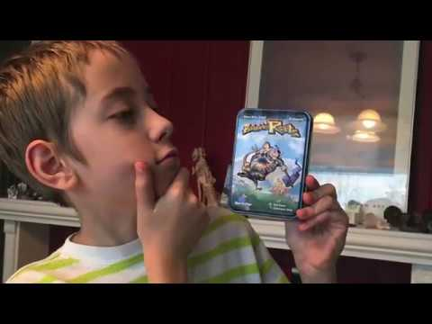 Brave Rats Card Game Review with Max (and Justin?)!