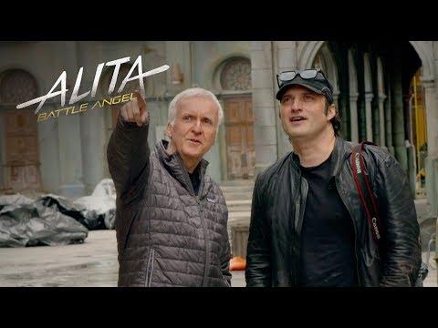 Alita: Battle Angel Alita: Battle Angel (Behind the Scenes with James Cameron and Robert Rodriguez)
