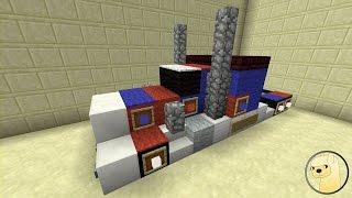 Minecraft - How To Build Transformers 1-3 Optimus Prime!