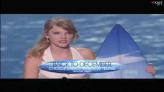 Taylor Swift Wins 6 Awards At The 2011 Teen Choice Awards