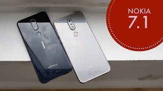 Nokia 7.1 Hands on - Affordable beauty!