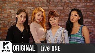 LiveONE(라이브원): Full ver. MAMAMOO(마마무) _ Egotistic(너나 해)