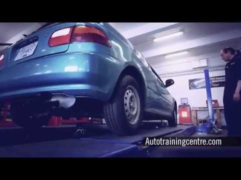 The Automotive Training Centre - YouTube