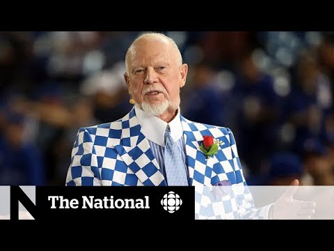 Don Cherry's Remembrance Day remarks called divisive and offensive