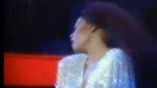 diana ross tribute to friends