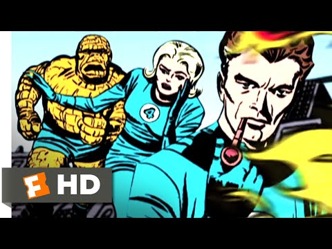 With Great Power: The Stan Lee Story (2010) - The Fantastic Four Scene (3/10)   Movieclips