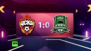 Видеообзор 21 тура российской премьер-лиги