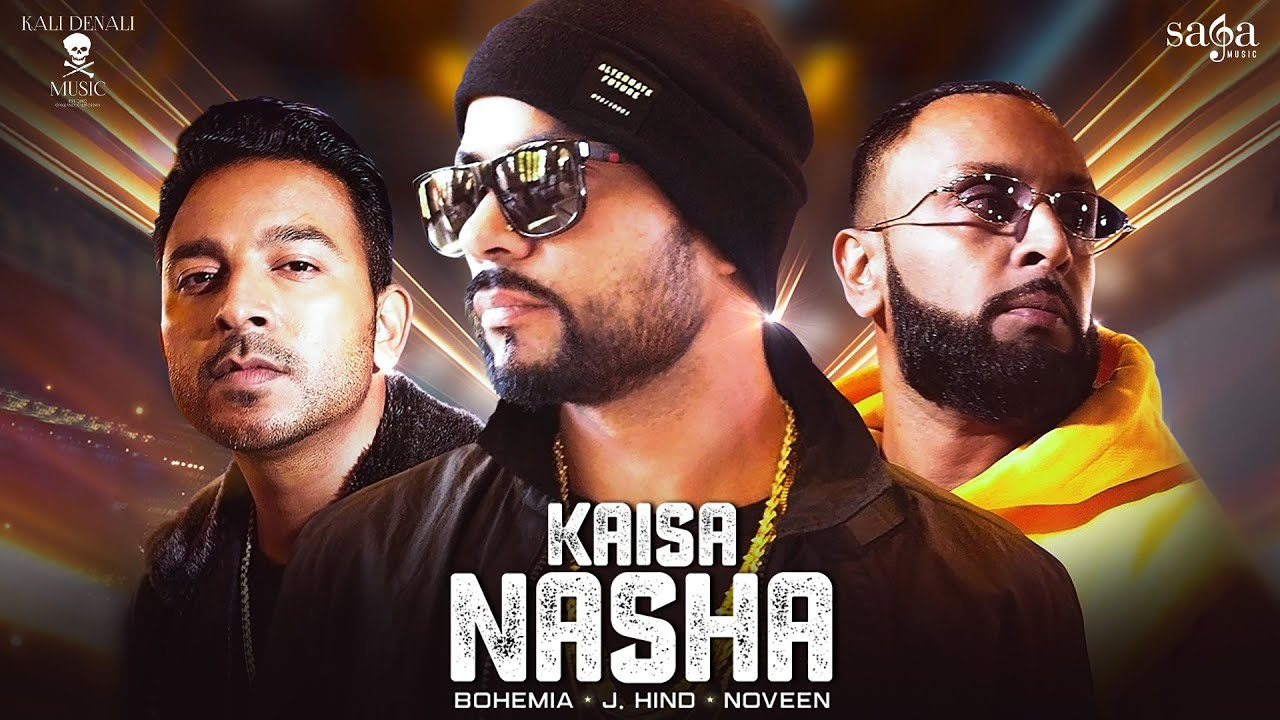 Kaisa Nasha Lyrics | BOHEMIA | SignatureLyrics