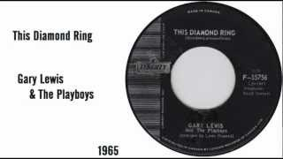 This Diamond Ring - Gary Lewis & The Playboys