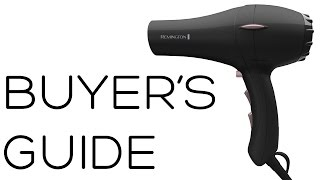 Hair Dryer Shopping Guide | Everything You Should Know About Hair Dryers!