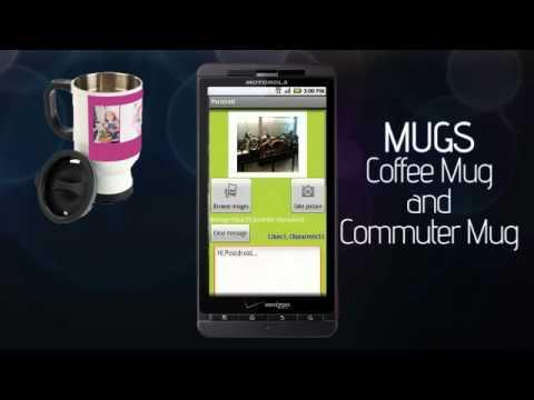 Video of Postcards, Mugs, Calendars...