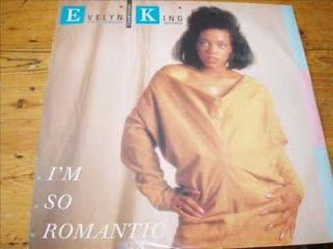 Evelyn Champagne King I'm So Romantic