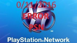 ps3 banni connecter au PSN bug de PSN 01/11/2016 make this new release 4.81 update.