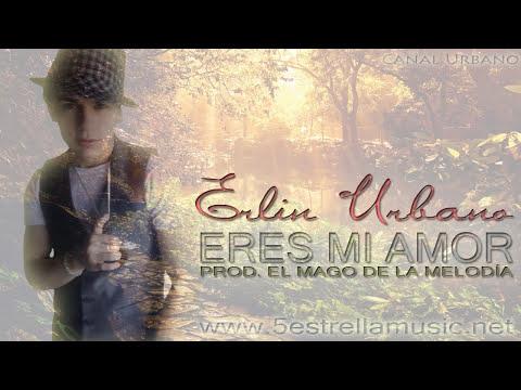Erlin Urbano - Eres Mi Amor | Audio Oficial + Letra | REGGAETON ROMANTICO 2014
