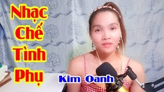 Nhạc Chế Tình Phụ   Chế Thành Phố Buồn   Cover Kim Oanh - Video By Tống Thuận