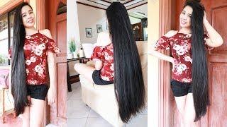 Hair Length Update - Long Hair Diaries- Before The Trim-Beautyklove