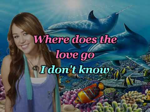 Bottom Of The Ocean (Karaoke/Instrumental)
