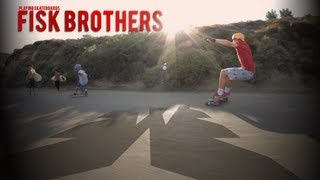 Playing Skateboards with Fisk Brothers | MuirSkate Longboard Shop