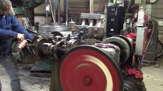 bending spring steel/4-slide