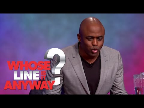 Scénky z klobouku: Nábor do armády - Whose Line Is It Anyway?