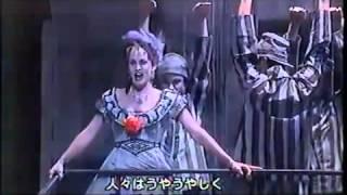 マーリス・ペーターゼン喜歌劇こうもり「田舎娘を演じるときは」