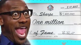 Shannon Sharpe REVEALS How Much NFL Hall of Fame Players GET PAID