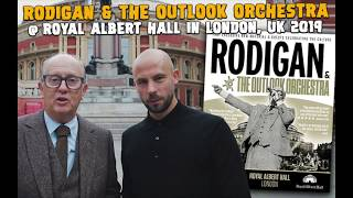 TV SOUND SYSTEM (footage) David Rodigan @ The Royal Albert Hall – 12/3/19
