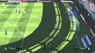 Gameplay Winning Eleven 2015 # 1 - PS4