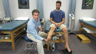 L5 Nerve Root Compression Evaluation with Paul Marquis PT