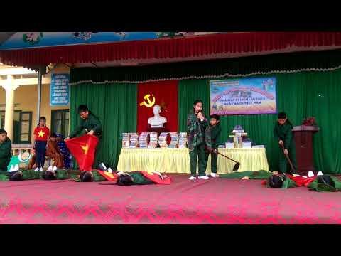Tiểu phẩm 10 cô gái ngã ba Đồng Lộc