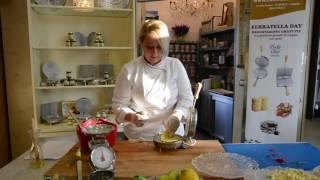 Ricetta Ferratelle Abruzzesi con Biscottiera Elettrica