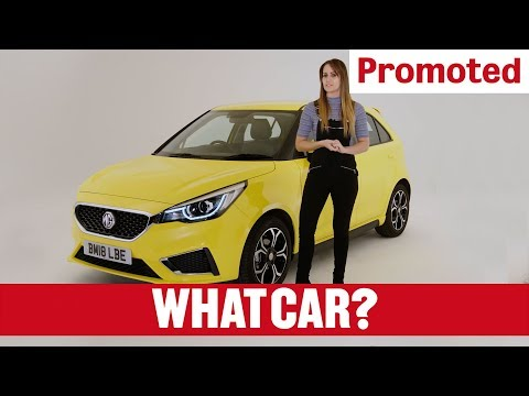 Promoted   MG3: Under The Spotlight   What Car?