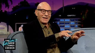 """Patrick Stewart Had the Worst Car of the """"Next Generation"""""""