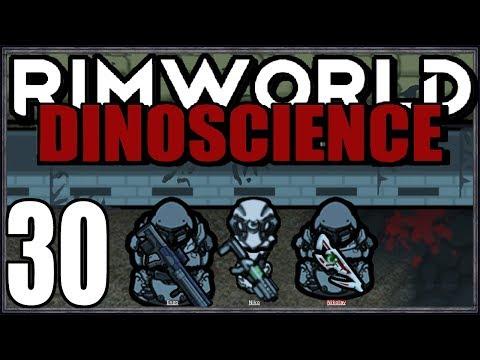 Rimworld: DinoScience #30 - Security Upgrades