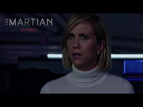 The Martian TV Spot 'Dear America'