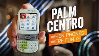When Phones Were Fun: Palm Centro (2007)