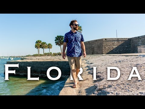 America's Oldest City  | St  Augustine, Florida