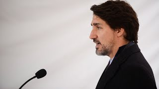 "Prime Minister Justin Trudeau tells Canadians that efforts to keep COVID-19 case numbers down will take ""months of continued, determined effort."" He said ""this is the new normal"" until a vaccine is developed. Trudeau begins to speak at 13:35.   To read more: https://www.cbc.ca/1.5527309  »»» Subscribe to CBC News to watch more videos: http://bit.ly/1RreYWS  Connect with CBC News Online:  For breaking news, video, audio and in-depth coverage: http://bit.ly/1Z0m6iX Find CBC News on Facebook: http://bit.ly/1WjG36m Follow CBC News on Twitter: http://bit.ly/1sA5P9H For breaking news on Twitter: http://bit.ly/1WjDyks Follow CBC News on Instagram: http://bit.ly/1Z0iE7O  Download the CBC News app for iOS: http://apple.co/25mpsUz Download the CBC News app for Android: http://bit.ly/1XxuozZ  »»»»»»»»»»»»»»»»»» For more than 75 years, CBC News has been the source Canadians turn to, to keep them informed about their communities, their country and their world. Through regional and national programming on multiple platforms, including CBC Television, CBC News Network, CBC Radio, CBCNews.ca, mobile and on-demand, CBC News and its internationally recognized team of award-winning journalists deliver the breaking stories, the issues, the analyses and the personalities that matter to Canadians."