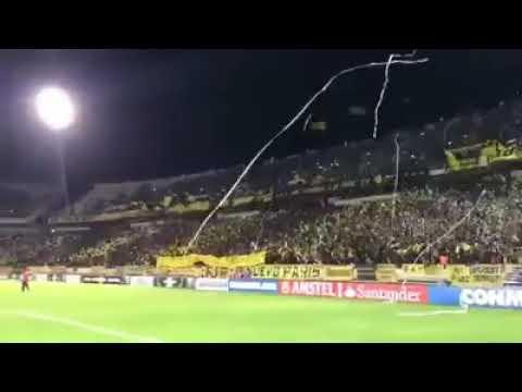 """""""HOY TE VINIMOS A VER 🎶 HINCHADA DE PEÑAROL EN EL CLASICO"""" Barra: Barra Amsterdam • Club: Peñarol"""