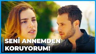 Cenk, Cemre'yi Annesinden Korumaya Çalışıyor! - Zalim İstanbul 7. Bölüm