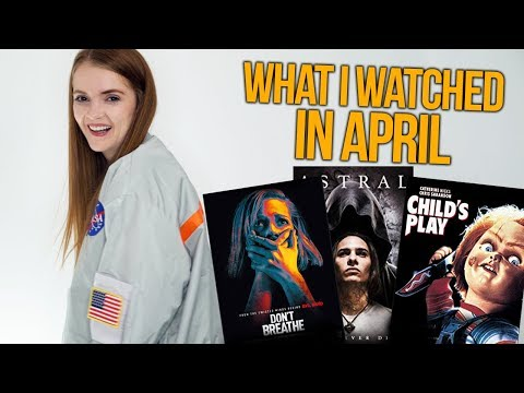 April Favourites 2019 | What I watched in April | Netflix, Stan & Shudder