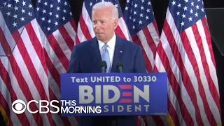 Biden clinches 2020 Democratic nomination