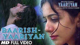 Baarish Yaariyan Mp3 Song (Official) | Himansh Kohli, Rakul Preet