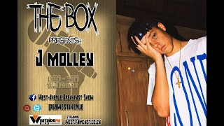 The Box Episode 3: We Interview RapperSingerSongwriter J Molley