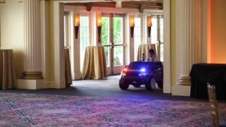Ring Bearer's Amazing Entrance | Bad Boys Theme | The Riverview