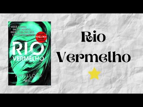 Resenha #14 - Rio Vermelho de Amy Lloyd